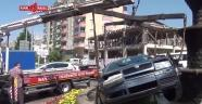 Kahramanmaraş'ta ambulans ile otomobil çarpıştı: 1 yaralı