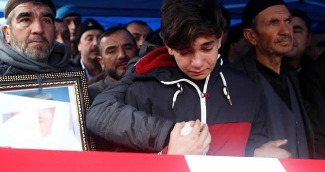 Şehit Ahmet Dokuyucu'ya son görev