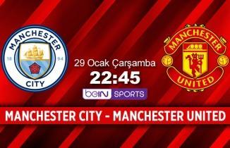 Manchester City - Manchester United (CANLI İZLE)