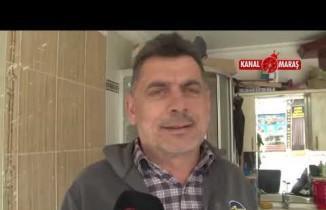 Fatih'te ortalığı savaş alanına çeviren kaza kamerada