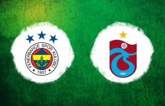 HD Lig TV canlı izle: Fenerbahçe - Trabzonspor
