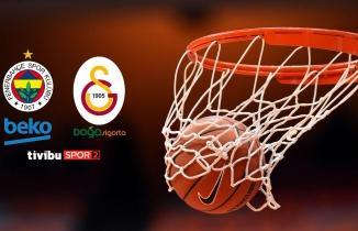 Fenerbahçe Beko - Galatasaray Doğa Sigorta maçı (CANLI İZLE)