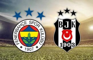 HD Canlı Maç İzle: Fenerbahçe Beşiktaş