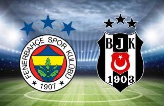 Fenerbahçe Beşiktaş Maçı Canlı İzle
