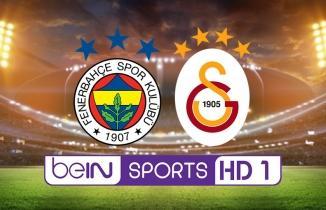 Fenerbahçe Galatasaray İZLE CANLI bedava beIN Sports 1 HD F.Bahçe G.Saray maçı Netspor Justin Jest TV canlı maç yayını