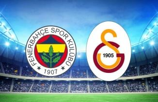 Fenerbahçe Galatasaray Maçı izle (Canlı FB - GS)