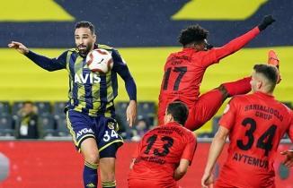Fenerbahçe İstanbulspor maçı özeti ve golleri
