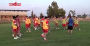 Büyükşehir BelediyeSpor yeni sezon hazırlıklarına başladı