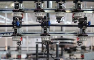 Kahramanmaraş'ta Uluslararası Tekstil Makineleri Fuarı açıldı