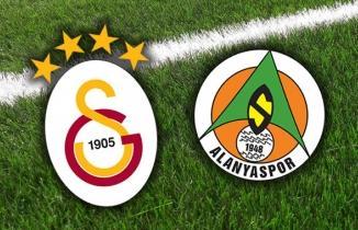 ÖZET İZLE: Galatasaray 0 - 1 Alanyaspor