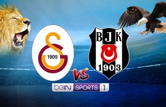 Galatasaray Beşiktaş maçı (CANLI İZLE)
