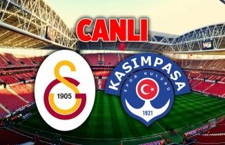 Galatasaray Kasımpaşa maçı İZLE CANLI GS Kasımpaşa Bein Sports 1