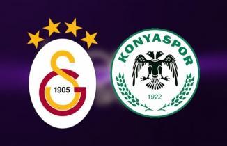 SelçukSpor TV canlı izle Galatasaray Konyaspor şifresiz GS Konya canlı maç izleme!