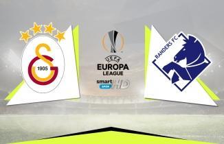 Galatasaray Danimarka ekibi Randers'i mağlup ederek gruplara kaldı