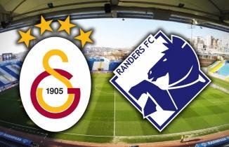 Galatasaray 2 - 1 Randers maç sonucu özet izle