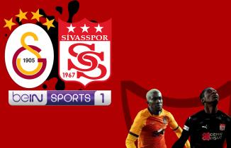 Galatasaray Sivasspor maçı (CANLI İZLE)