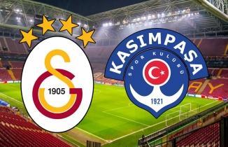 İkinci hazırlık maçı | Galatasaray-Kasımpaşa (Özet) Aslan dörtledi