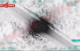 Paramotorla kaçan 3 PKK'lı terörist böyle öldürüldü