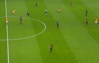 Gaziantep FK - Galatasaray maçı özeti ve golleri!