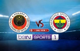 Süper Lig Gençlerbirliği 1-1 Fenerbahçe maçı özeti, golleri izle