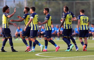Gençlerbirliği - Fenerbahçe MAÇ SONUCU | Gençlerbirliği - Fenerbahçe hazırlık maçı özet izle!