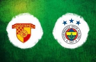 Göztepe Fenerbahçe Maçı Canlı İzle