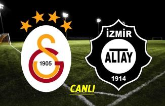 Galatasaray Altay CANLI İZLE | GS TV