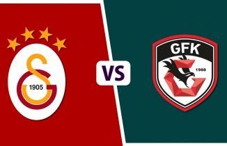 Galatasaray - Gaziantep FK / Maçı CANLI İZLE