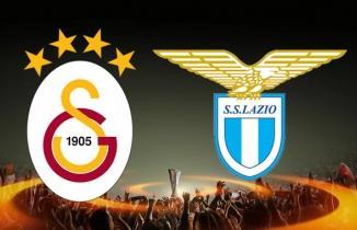 Galatasaray 1-0 Lazio özet izle Youtube Exxen GS Lazio kısa maç özeti izle
