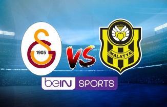 Galatasaray - Yeni Malatyaspor maçı (CANLI İZLE)
