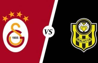 Galatasaray - Yeni Malatyaspor maçı (ÖZET İZLE)
