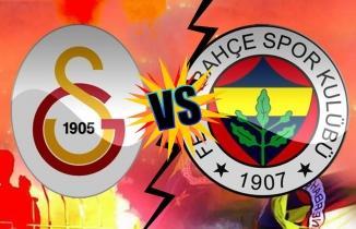 Galatasaray Fenerbahçe Maçı | CANLI İZLE