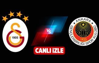 GS- GB (CANLI İZLE) Galatasaray Gençlerbirliği Maçı Şifresiz Bein Sports 1 Bedava İzle