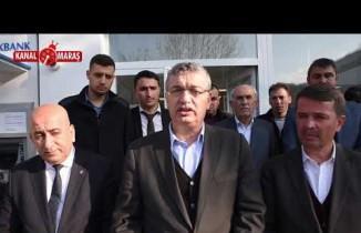 Güvenç; 31 Mart seçimlerinde Türkoğlu bir destan yazacak
