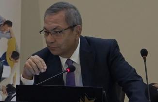 KMTSO Meclis Başkanı Hanefi Öksüz açık açık itiraf etti!