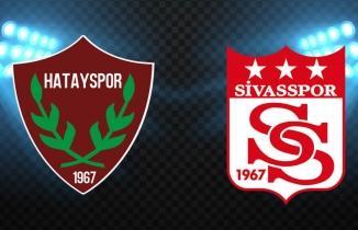 Hatayspor Sivasspor Maçı Canlı İzle | Hatay Sivas Şifresiz