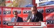 Kahramanmaraş Hausport Yapı Marketleri Şube Açılışı