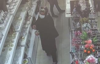 Kahramanmaraş'ta esnafı şaşırtan hırsızlık olayı