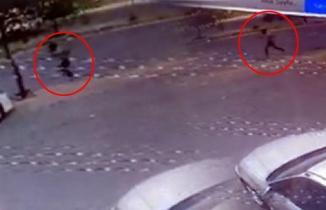 Kahramanmaraş'ta 14 yaşındaki Ahmet Eren'in vurulduğu o anların kamera görüntüleri ortaya çıktı