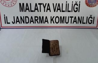 Malatya'da 2500 yıllık İbranice kitap ele geçirildi