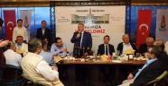 Onikişubat Belediye Başkanı Mahçiçek, gazetecilerle iftarda buluştu