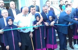 Şehit Hüseyin Çam İmam Hatip Ortaokulu ve Yurdunun açılış töreni