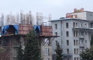 Burdur'da inşaattan düşen Kahramanmaraşlı işçi hayatını kaybetti