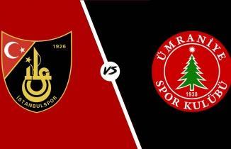 İstanbulspor - Ümraniyespor maçı (CANLI İZLE)