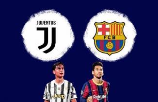Juventus Barcelona Maçı Canlı İzle