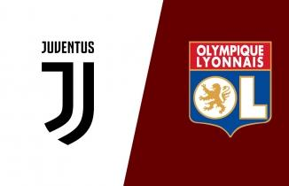 Juventus Lyon Maçı / CANLI İZLE