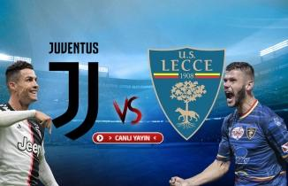 Juventus - Lecce maçı (CANLI İZLE)
