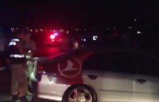 Kahramanmaraş'ta zincirleme trafik kazası: 1 ölü, 5 yaralı