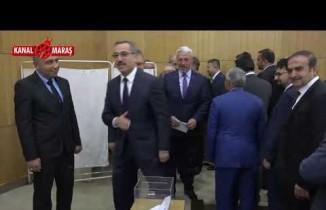 Kahramanmaraş Büyükşehir'de yeni dönemin ilk meclis toplantısı