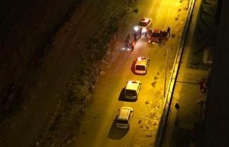 Kahramanmaraş'ta ehliyetiz sürücünün kaçışı kısa sürdü
